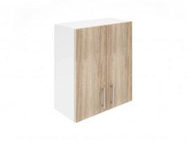 Горен шкаф за кухни с две врати Хит М20  Дъб сонома 60 см.