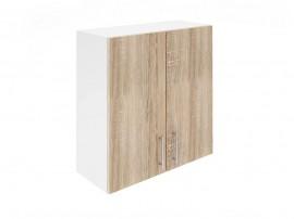 Горен шкаф за кухни с две врати Хит М20  Дъб сонома 70 см.