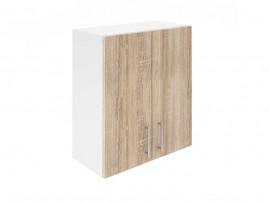 Горен кухненски шкаф за вграден аспиратор Хит М28 Дъб сонома 60 см.