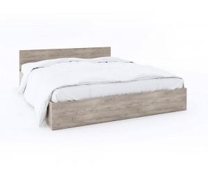 Легло ЕКО - Дъб суров - 160/200 см.