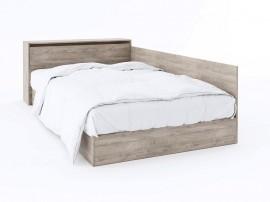 Легло приста ЕКО - Дъб суров - 120/190 см.