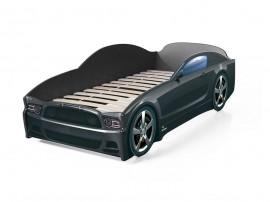 Легло - кола модел LIGHT МУСТАНГ в черно
