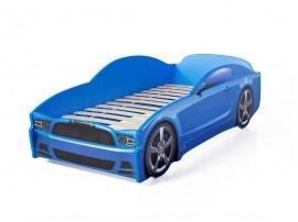 Легло - кола модел LIGHT МУСТАНГ в синьо