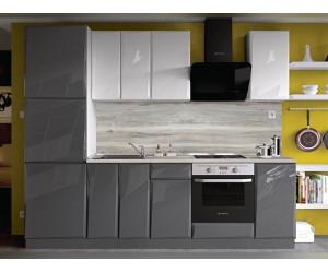 Модулна кухня MDF Гланц 260 с включен термоплот и термогръб