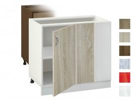 Долен кухненски шкаф за ъгъл Лукс 1001 - 100 см.