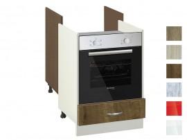 Долен кухненски шкаф за фурна Лукс 601 Ф - 60 см.