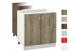 Долен кухненски шкаф за мивка Лукс 800 - 80 см.