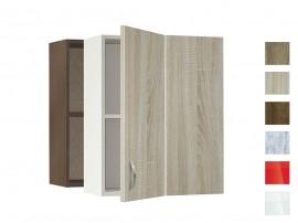 Горен кухненски шкаф за ъгъл Лукс 61 - 60 см.