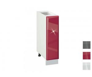 Долен кухненски шкаф MDF Гланц 201 - 20 см.
