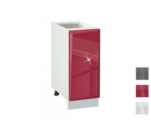 Долен кухненски шкаф MDF Гланц 301 - 30 см.