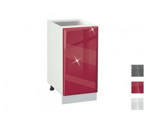 Долен кухненски шкаф MDF Гланц 401 - 40 см.