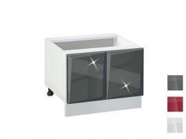Долен кухненски шкаф за Раховец MDF Гланц 601 Р - 60 см.