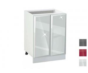 Долен кухненски шкаф MDF Гланц 602 - 60 см.