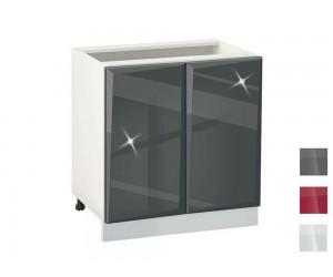 Долен кухненски шкаф MDF Гланц 802 - 80 см.