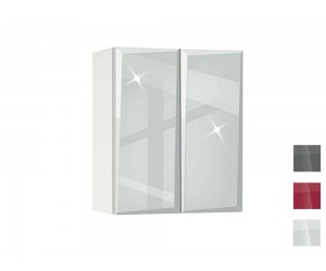 Горен кухненски шкаф MDF Гланц 60 - 60 см.