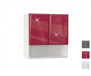 Горен кухненски шкаф MDF Гланц 60 Р - 60 см.
