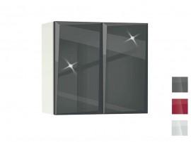 Горен кухненски шкаф MDF Гланц 80 - 80 см.