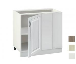 Долен кухненски шкаф за ъгъл MDF Винтидж 1001 - 100 см.