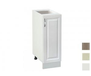 Долен кухненски шкаф MDF Винтидж 250 - 25 см.