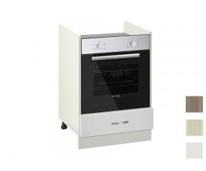 Долен кухненски шкаф за фурна MDF Винтидж 601 Ф - 60 см.