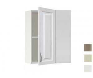 Горен кухненски шкаф за ъгъл MDF Винтидж 61 - 60 см.