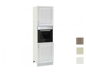 Колонен кухненски шкаф за фурна MDF Винтидж 602 Ф - 60 см.