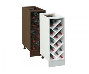 Долен кухненски шкаф за вино 280 - 25 см.