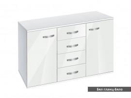 Скрин Ава 1200 - корпус бяло