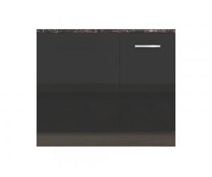 Долен кухненски шкаф за ъгъл Елинор B10 - 90 см.