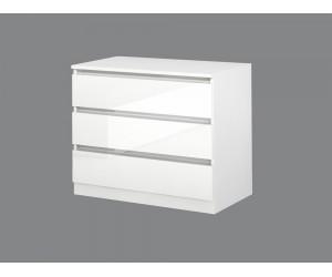 Скрин Лео 3 - Бяло гланц