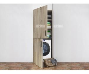 Шкаф за пералня Сити 4063 - Сонома арвен 629