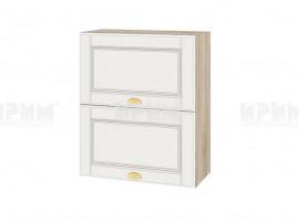 Горен шкаф за кухня Сити АРФ-Бяло мат-09-11 МДФ - 60 см.