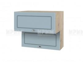 Горен шкаф за кухня Сити АРФ-Деним мат-06-107 МДФ - 80 см.