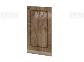 Врата за съдомиялна Сити АРФ-Дъб натурал-06-38 МДФ - 45 см.