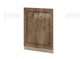 Врата за съдомиялна Сити АРФ-Дъб натурал-06-39 МДФ - 60 см.