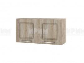 Горен шкаф за кухня Сити АРФ-Сонома-02-108 МДФ - 80 см.