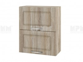 Горен шкаф за кухня Сити АРФ-Сонома-02-11 МДФ - 60 см.