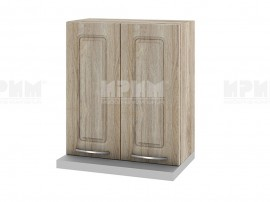 Горен кухненски шкаф за аспиратор Сити АРФ-Сонома-02-13 МДФ - 60 см.