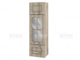 Горен кухненски шкаф Сити АРФ-Сонома-02-101 МДФ - 40 см.