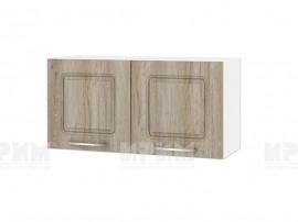 Горен шкаф за кухня Сити БФ-Сонома-02-108 МДФ - 80 см.
