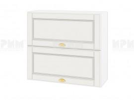 Горен шкаф за кухня Сити БФ-Бяло мат-09-12 МДФ - 80 см.