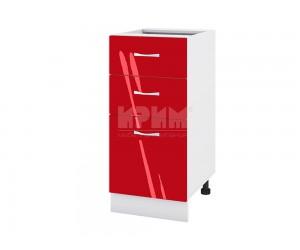Долен кухненски шкаф Сити БЧ - 27 - 40 см.