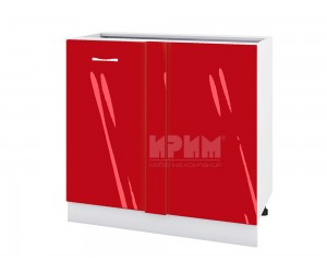 Долен кухненски шкаф за ъгъл Сити БЧ - 42 - 90 см.