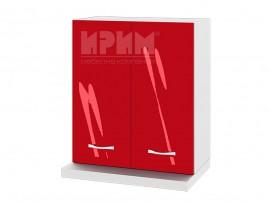 Горен кухненски шкаф за аспиратор Сити БЧ - 13 - 60 см.