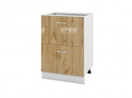 Долен кухненски шкаф Сити БДД-44 - 60 см.