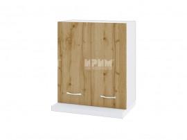 Горен кухненски шкаф за аспиратор Сити БДД-13 - 60 см.