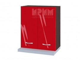 Горен кухненски шкаф за аспиратор Сити ВЧ - 13 - 60 см.