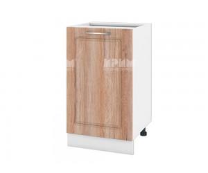 Долен шкаф за кухня Сити БФ-Сонома-02-43 МДФ - 50 см.
