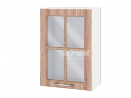 Горен шкаф за кухня Сити БФ-Сонома-02-118 МДФ - 50 см.