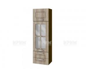 Горен кухненски шкаф Сити ВФ-Сонома-02-101 МДФ - 40 см.